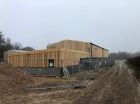 image for Farmbuildings Clad With Larch