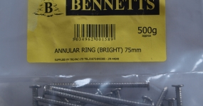 Image for Annular Ring Nails - Bright